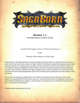 SagaBorn Roleplaying Game Errata