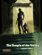 The Temple of the Valley