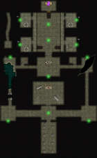 Map - Elder Temple and Surrounding Area