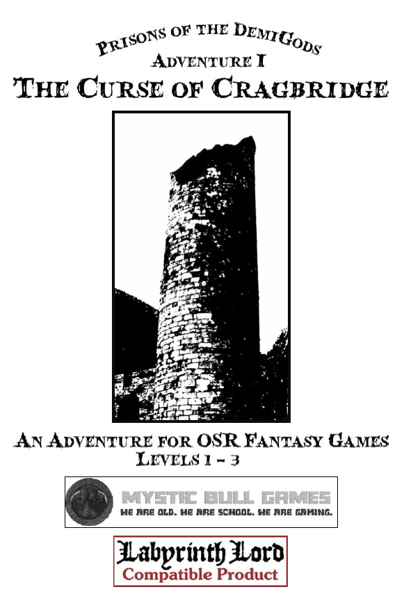 The Curse of Cragbridge (PDF, PWYW)