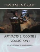 Artifacts & Oddities Collection 1