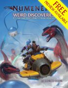 Weird Discoveries FREE PREVIEW