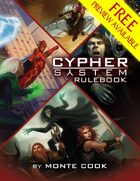 Cypher System Rulebook FREE PREVIEW