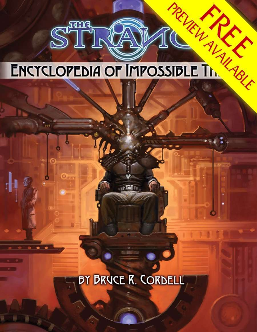 Encyclopedia of Impossible Things FREE PREVIEW