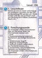 1. Leuchtfeuer - Custom Card