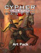 Cypher System Creator Resource - Art Set 1