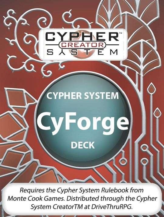 CyForge: Cypher Creator Cards