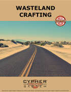 Wasteland Crafting