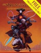 Numenera Character Options 2 FREE PREVIEW