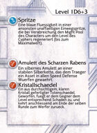 Spritze - Custom Card