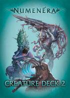 Numenera Creature Deck 2