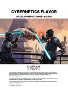 Cybernetics Flavor