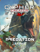 Cypher System Creator Resource - Art Set 1 Predation