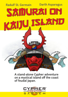 Samurai on Kaiju Island