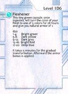 Fleshener - Custom Card
