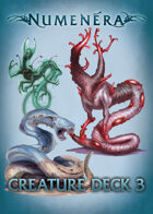 Numenera Creature Deck 3