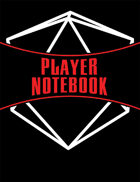 Player Notebook