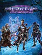 Numenera Character and Creature Standups