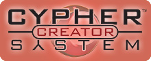 Cypher System Creator Program