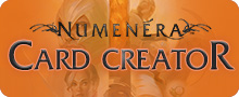 Numenera Community Cards