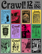 Crawl! 12-Pack (1-12)  [BUNDLE]