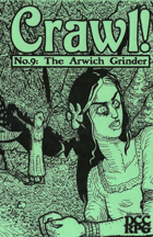 Crawl! fanzine no. 9