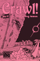 Crawl! fanzine no. 11