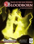 Races of the Lost Spheres: Bloodborn