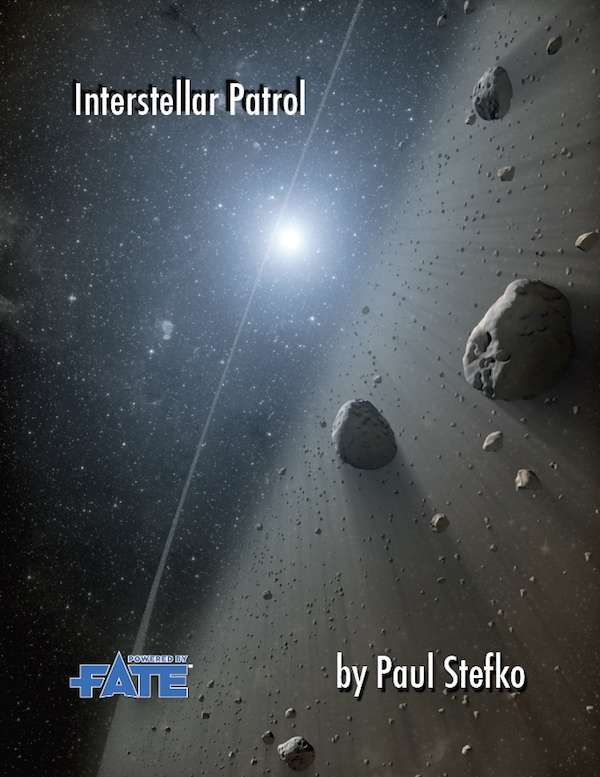 Interstellar Patrol (Fate Accelerated Edition)