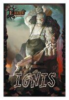 Edara: Primarch Ignis Poster