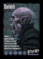 Button Men: Vampyres and Samurai