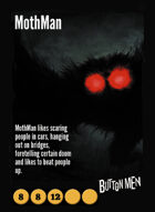 Mothman - Custom Card