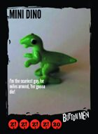 Mini Dino - Custom Card