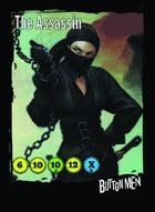 The Assassin - Custom Card