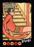 Plastic Man - Custom Card