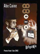 Abe Caine - Custom Card