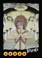 Priestess - Custom Card