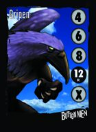 Gripen - Custom Card