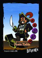 Pirate Kubla - Custom Card