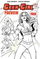 Geek-Girl #1 Preview