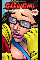 Geek-Girl Digital Preview Comic