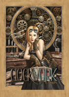 Deluxe Clockwork Cards: Abigail
