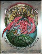 Realms Creature Thesaurus