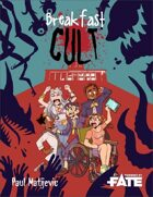 Breakfast Cult with Audio Book [BUNDLE]