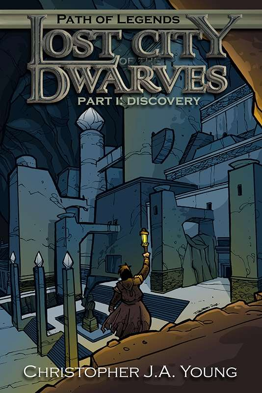 Lost City of the Dwarves Part 1:Discovery