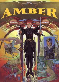 Obálka Amber Diceless RPG