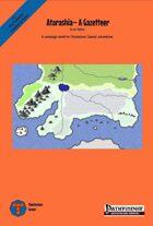 Atarashia - A Gazetteer