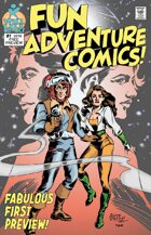 Fun Adventure Comics! Free Preview