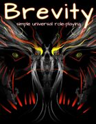 Brevity - simple universal role-playing