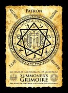 Summoner's Grimoire, the Multimode Occult Boardgame (Print & Play)